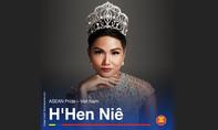"""ASEAN vinh danh Hoa hậu H'Hen Niê là """"Niềm tự hào của Đông Nam Á"""""""