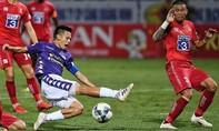 CLB Hà Nội thắng sát nút Hải Phòng trên sân nhà