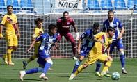 """Messi tỏa sáng, Barca thắng """"5 sao"""""""