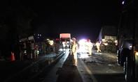 Vụ tai nạn thảm khốc: Xe khách 16 chỗ chạy không đúng phần đường