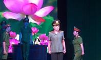 Lan tỏa hình ảnh đẹp về người chiến sĩ Công an nhân dân