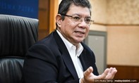 Bộ trưởng Malaysia yêu cầu clip đăng trên mạng phải... có giấy phép