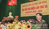 Thứ trưởng Nguyễn Văn Sơn dự Đại hội Đảng bộ Công an tỉnh Lâm Đồng