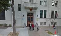 Mỹ tố nhà nghiên cứu Trung Quốc trốn nã trong lãnh sự quán