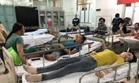 Hít phải khí gas, hàng chục công nhân nhập viện cấp cứu