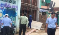 Vì sao một công trình xây dựng nhà ở bị dừng thi công?