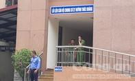 Ráo riết truy bắt nhóm đối tượng nổ súng cướp tại ngân hàng BIDV ở Hà Nội