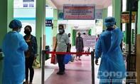 Nhiều bệnh nhân và người nhà trốn khỏi Bệnh viện Đà Nẵng