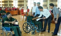 BHXH Việt Nam thăm và tặng quà nhân ngày Thương binh liệt sỹ