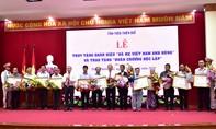 12 mẹ được truy tặng danh hiệu Bà mẹ Việt Nam anh hùng