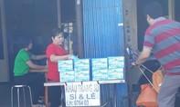 """TPHCM: Thị trường khẩu trang y tế """"sốt"""" trở lại"""