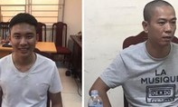 Bắt hai kẻ nổ súng cướp ngân hàng BIDV tại Hà Nội
