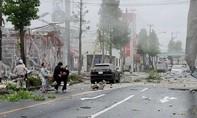 Nhà hàng Nhật phát nổ kinh hoàng, 18 người thương vong