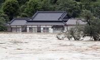 Ngập lụt ở Nhật, 14 người trong viện dưỡng lão tử vong