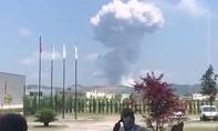 Clip vụ nổ nhà máy pháo hoa khiến 76 người thương vong