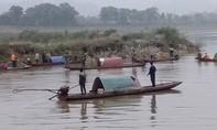 3 mẹ con chết trên sông Thương, thi thể buộc vào nhau