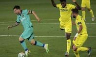 Clip Messi có cú đúp kiến tạo, Barca đè bẹp Villarreal
