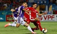 Clip trận Viettel - Hà Nội FC chia điểm