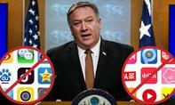 Mỹ cân nhắc cấm các ứng dụng mạng xã hội của Trung Quốc