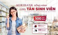 Agribank đồng hành cùng Tân sinh viên 2020