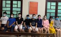 Đà Nẵng: Lại phát hiện nhiều thanh niên tụ tập mở tiệc ma túy