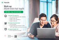 Manulife hiện thực hóa quy trình thanh toán tự động trực tuyến