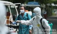 Thảo cầm viên Sài Gòn phun thuốc khử trùng phòng dịch Covid-19