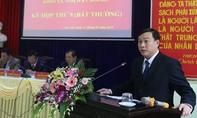 Chủ tịch TP Yên Bái qua đời nghi đột quỵ sau bữa ăn trưa