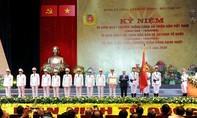 Tổ chức trọng thể Lễ kỷ niệm 75 năm Ngày truyền thống lực lượng Công an nhân dân
