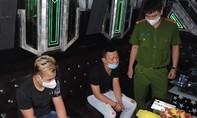 Đột kích tiệc sinh nhật bằng ma túy ở trung tâm Sài Gòn