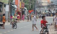 TP.Biên Hòa: Người dân đường Hồ Văn Đại vui mừng được dỡ phong toả