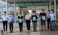 11 bệnh nhân Covid-19 ở Quảng Nam khỏi bệnh và xuất viện