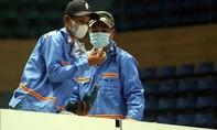 Hình ảnh xây dựng bệnh viện dã chiến 1000 giường chống dịch tại Đà Nẵng