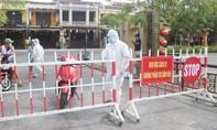 9 ca nhiễm Covid-19 vừa công bố ở Quảng Nam đã đến những đâu?