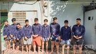 Bắt băng nhóm gây ra hàng loạt vụ cướp táo tợn ở Sài Gòn