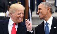 Ông Trump và Barack Obama chê bai nhau hết lời