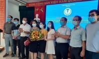 Quảng Nam chia tay Đoàn y bác sĩ tình nguyện TP.Hồ Chí Minh
