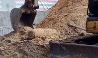 Người dân đào móng nhà phát hiện quả bom 250kg