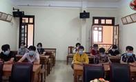 10 nam nữ thuê căn hộ mở tiệc sinh nhật bằng ma túy tại tâm dịch Đà Nẵng
