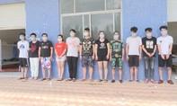 11 người Trung Quốc trốn truy nã, nhập cảnh trái phép vào Việt Nam