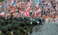 Biển người xuống đường biểu tình đòi tổng thống Belarus từ chức