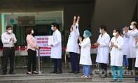 Kết thúc cách ly bệnh viện Đà Nẵng sau 30 ngày