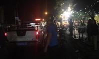 Hàng chục thanh niên hỗn chiến trong đêm, 2 người bị chém gục