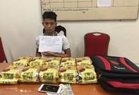 Bắt kẻ vận chuyển gần 10kg ma túy đá từ Nghệ An ra Hà Nội tiêu thụ