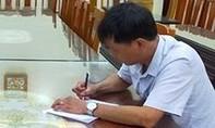 """Giả danh cán bộ Cục Báo chí đến Công an tỉnh Thanh Hóa chúc mừng để """"lòe"""""""
