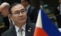 Ngoại trưởng Philippines: Nếu bị Trung Quốc tấn công, chúng tôi sẽ nhờ Mỹ giúp