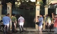 Cơ quan điều tra khám xét nhà ông Nguyễn Đức Chung