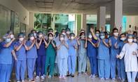 Nhân viên y tế dương tính trở lại sau 17 ngày khỏi bệnh