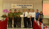 Phú Mỹ Hưng nhận giấy khen từ Công an TP.HCM