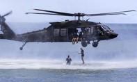 Rơi trực thăng quân sự Mỹ, hai đặc nhiệm thiệt mạng